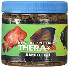 Thera A Jumbo Fish Formula with Extra Garlic 250g
