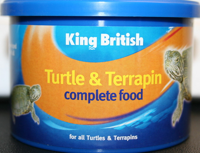 Turtle & Terrapin Complete Food 200g