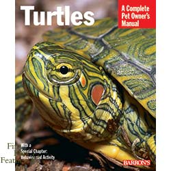 A Complete Pet Owner's Manual: Turtles