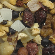 Gold-Mix Fruit & Nut Mix 10kg, lífræntræktað