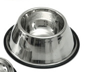Stainless Steel Bowls f/Cockers 900ml