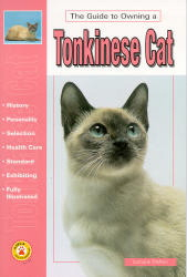 The Guide to Owning a Tonkinese Cat