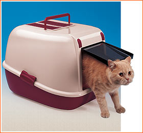 Bernina Paw Cat Toilet - UPPSELT!