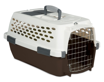 Vari Kennel Ultra - Beiz/Grey - Small