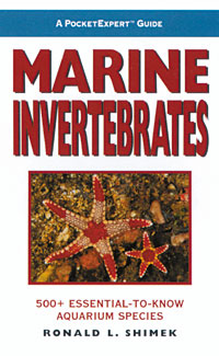 A Pocket Expert Guide to Marine Invertebrates