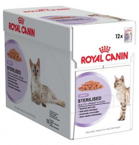 RC Sterilised Wet Food - 12x85g