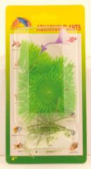 Plastic Plant Decor - Grass 10cm