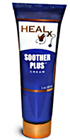 HEALx Soother Plus Cream 30g