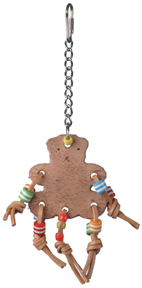 CAI 00474 Candy Leather Bear