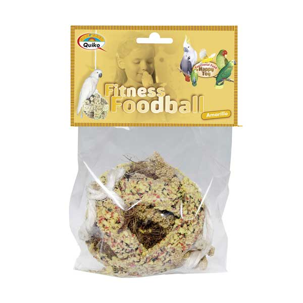 Quiko Fitness Football Amarillo 100g