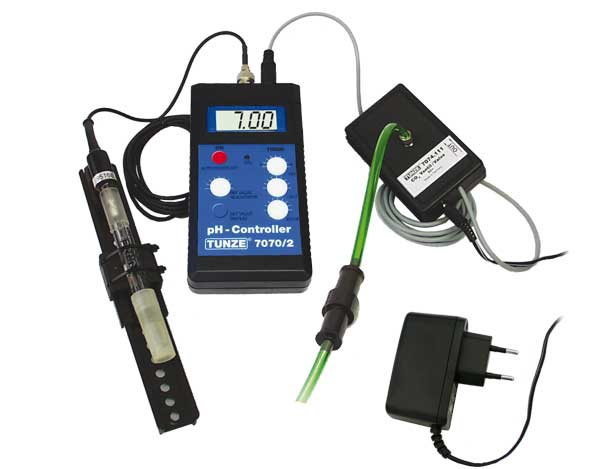 pH/CO2 Controller Set 7074/2