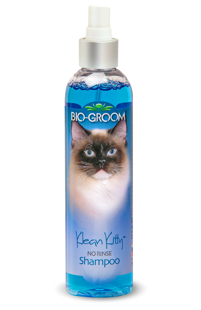 Bio-Groom Klean Kitty Waterless Shampoo - 237ml