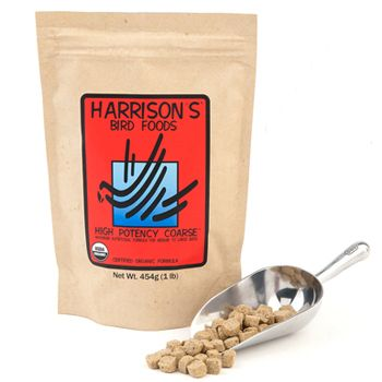 Harrison's High Potency Coarse 454g