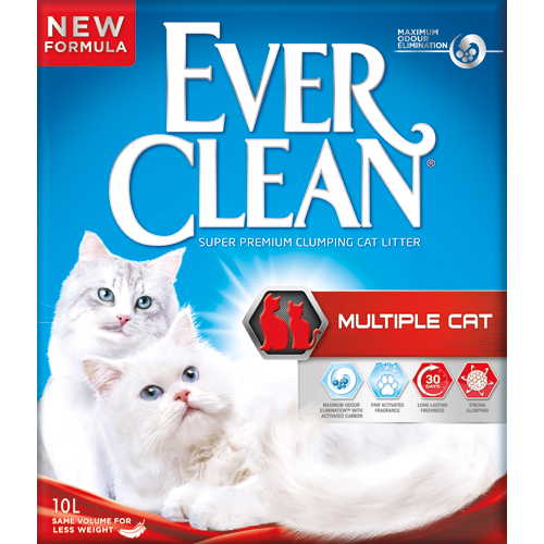 Ever Clean Multiple Cat - 10L