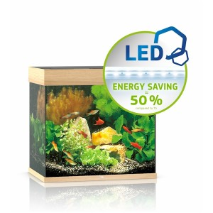 Lido 120 LED Aquarium  - Light Wood