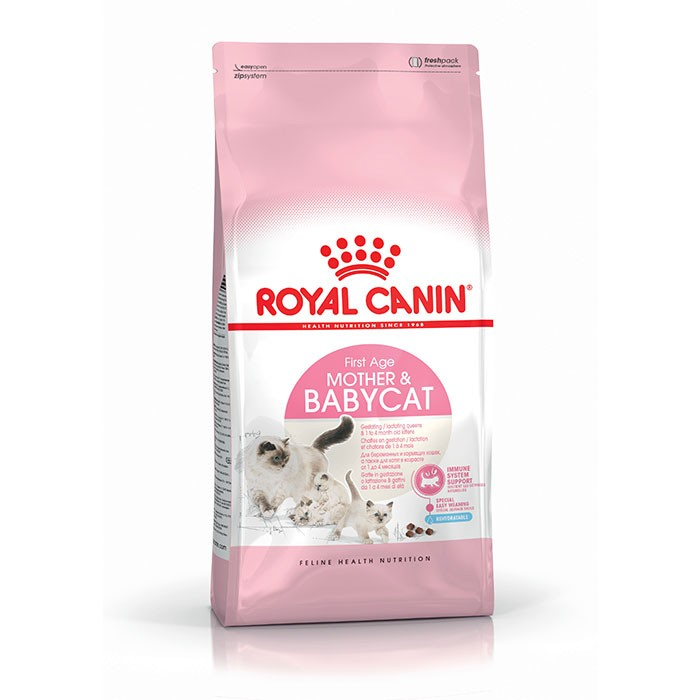 RC Mother & Babycat Dry Food - 2kg