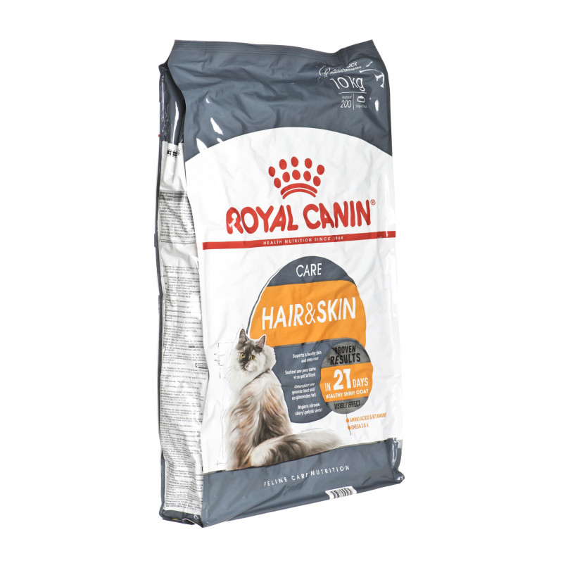 RC Hair & Skin Care Dry Food - 10kg