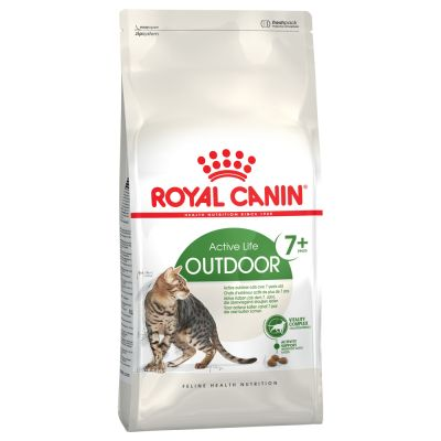 RC Outdoor +7 Dry Food - 4kg
