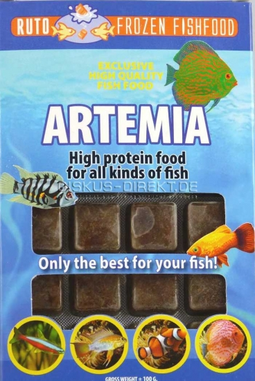 Ruto Artemia Blister - 100g