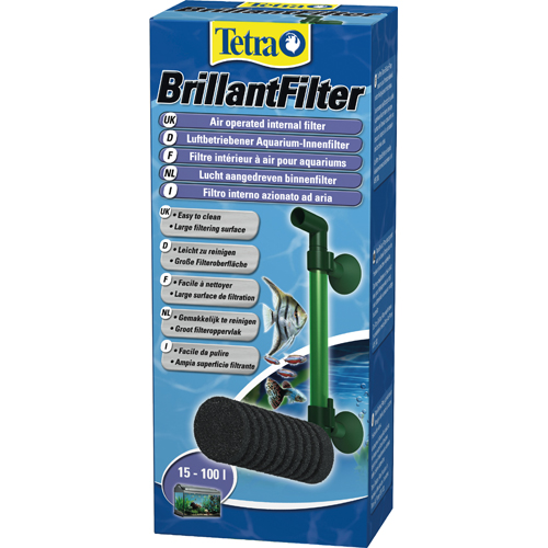 Tetra Brilliant Filter