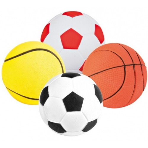 Assortment Toy Balls 6cm - x24
