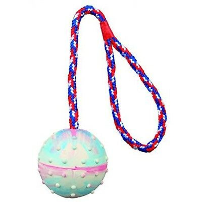 Assortment Balls on Rope 6cm - x24