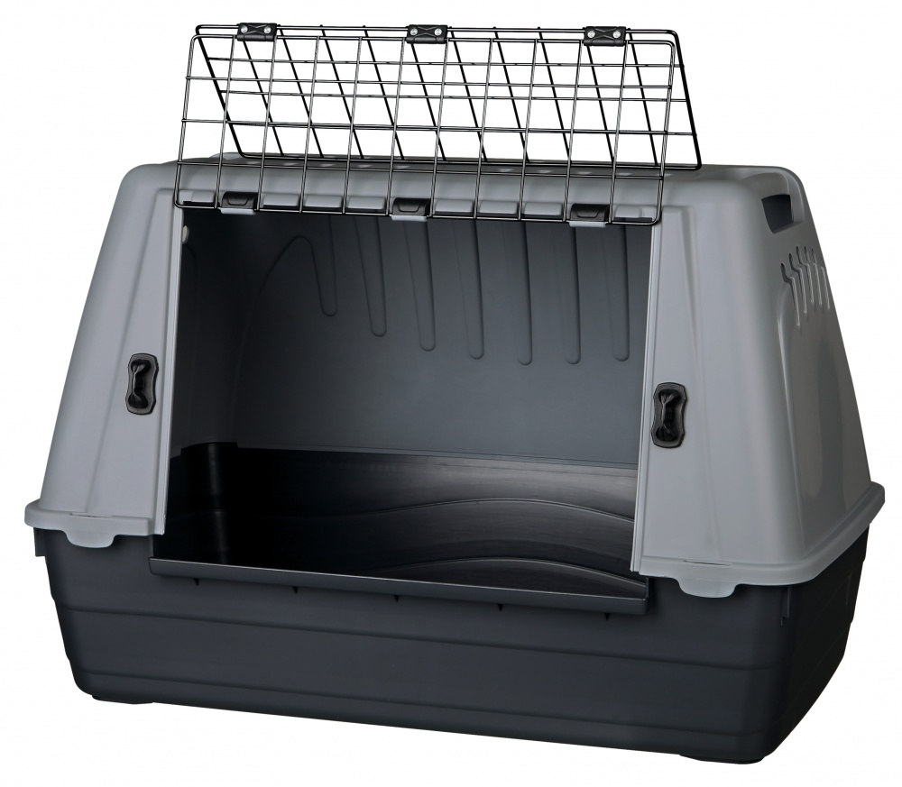 Journey Transport Box M - Grey/Black