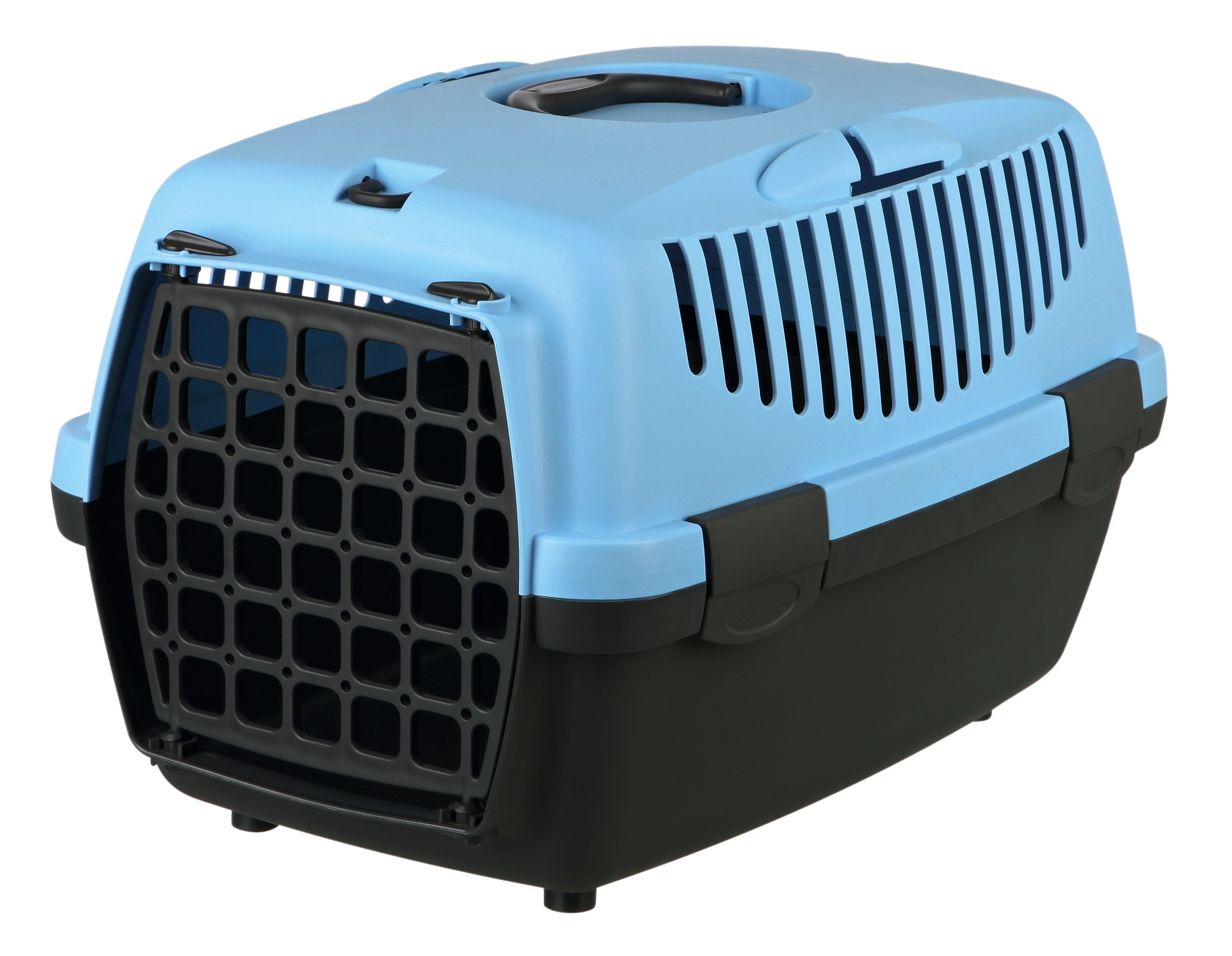 Capri 1 Transport Box XS - Light Blue/Black