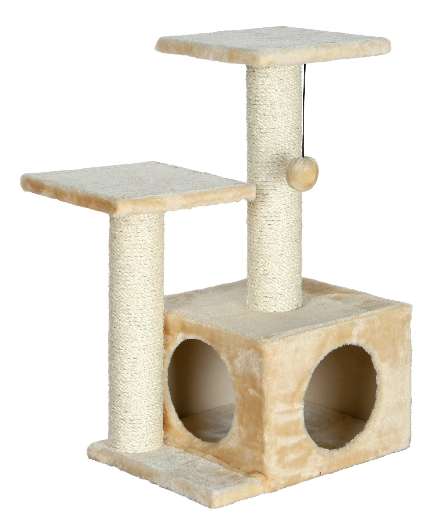 Valencia Scratching Post - Beige