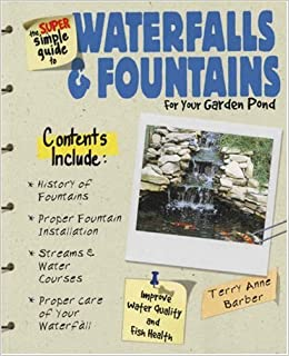 The Super Simple Guide to Waterfalls and Fountains